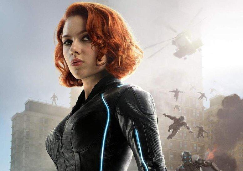Marvel выпустит соло-фильм о Черной вдове в мае 2020 года