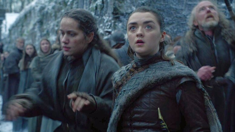 Премьера восьмого сезона «Игры престолов» установила рекорд по просмотру в США