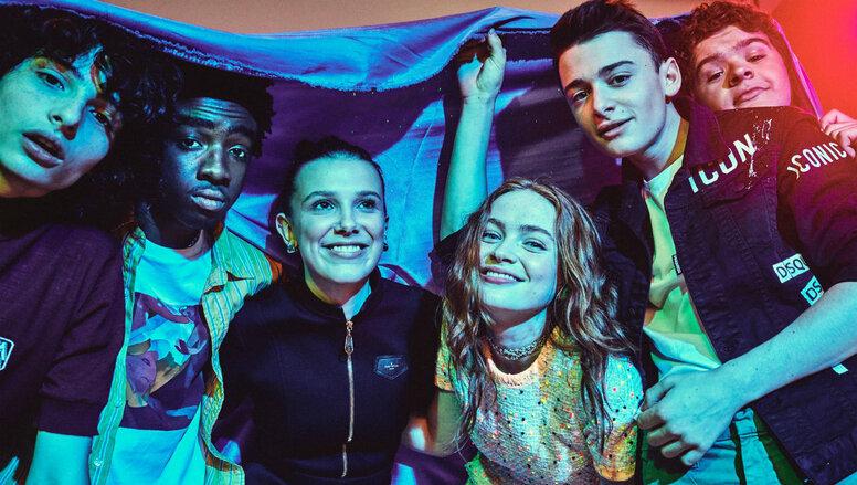 Актёры из«Очень странных дел» рассказали освоих персонажах втретьем сезоне