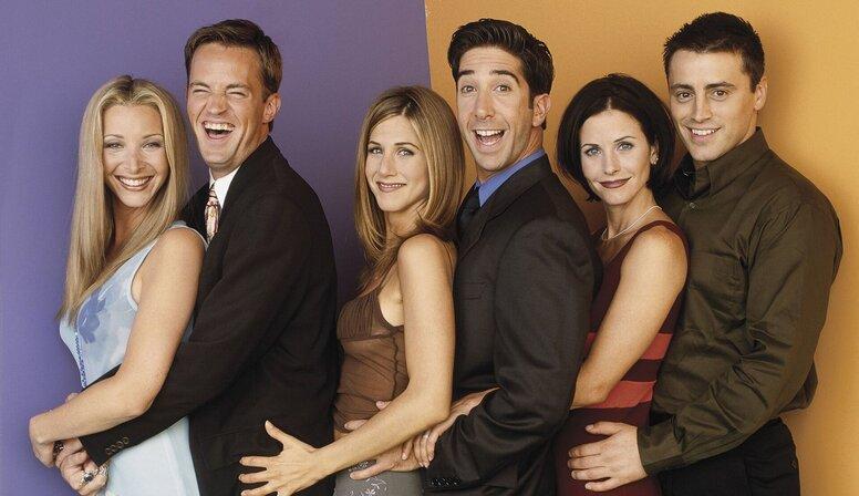 Бесспорная победа: «Друзей» назвали главным сериалом эпохи 90-х