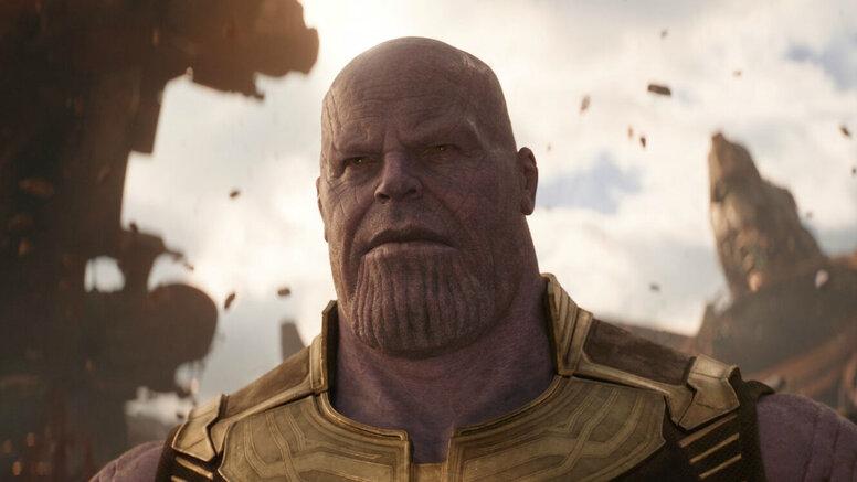 Большой, фиолетовый, злой: Как делали Таноса