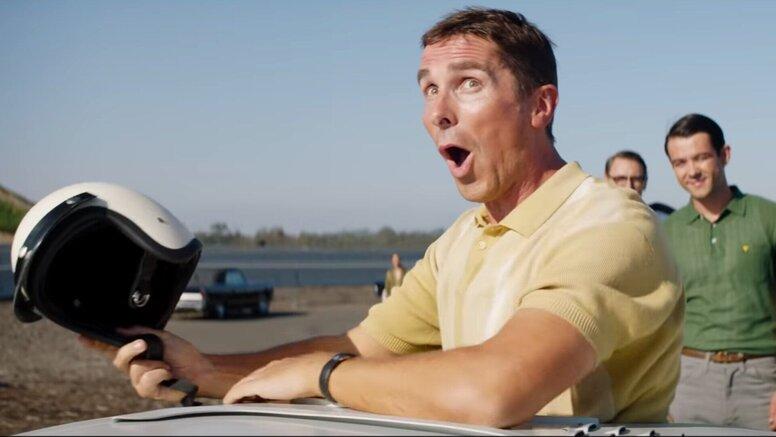 Кристиану Бэйлу не дали порулить на съемках «Ford против Ferrari»