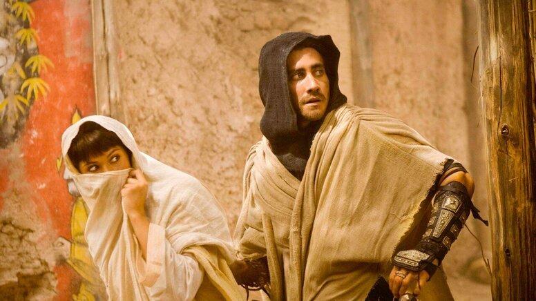 Джейк Джилленхол считает свою роль в«Принце Персии» ошибкой