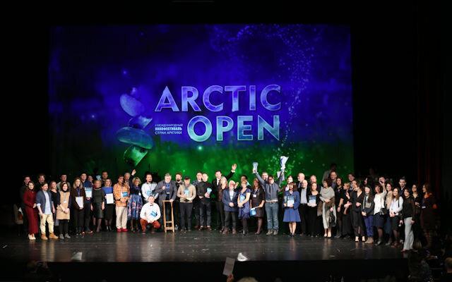 Arctic open: итоги