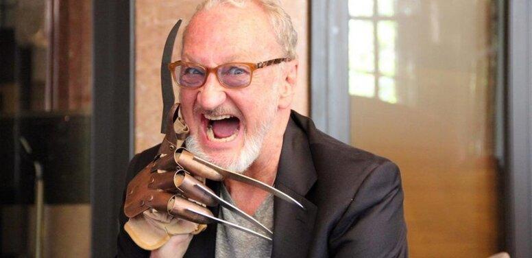 Роберт Инглунд согласен вернуться к роли Фредди Крюгера, но только в мультверсии