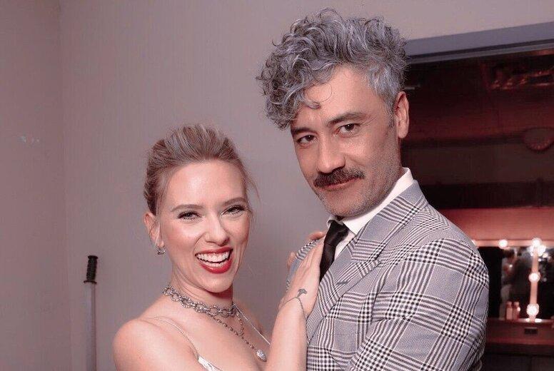 Тайка Вайтити назвал Скарлетт Йоханссон главной звездой уходящего десятилетия