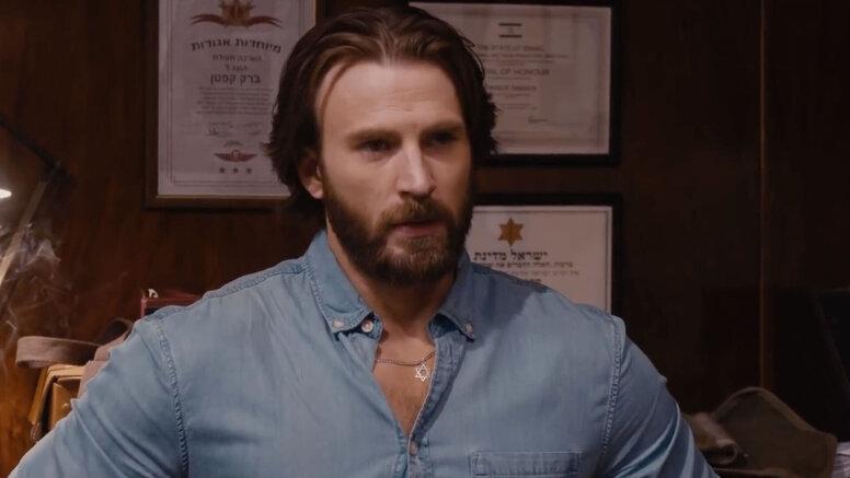 Крис Эванс вроли шпиона: Трейлер фильма «Курорт для ныряльщиков наКрасном море»
