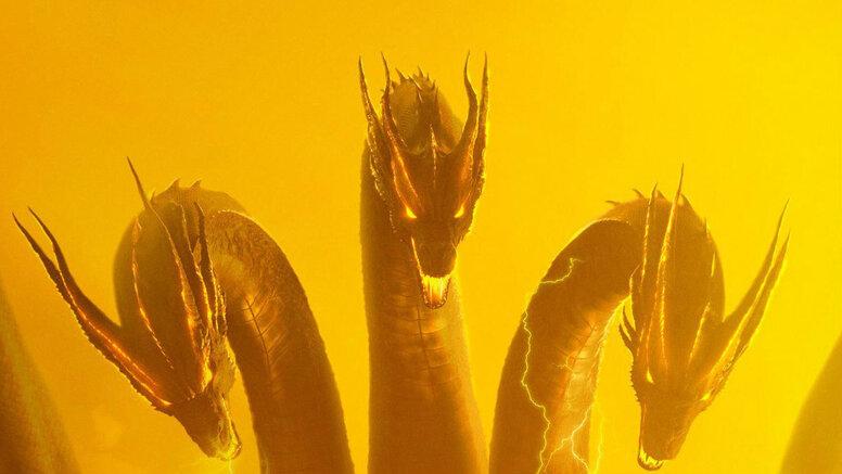 Крылатая бомба, красотка и дракон: Создатели «Годзиллы» рассказали о монстрах сиквела