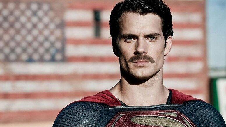 Сбриты, но не забыты: Усы Генри Кавилла вдохновили Paramount заботиться о мужском здоровье