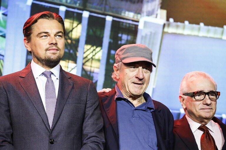 Леонардо ДиКаприо и Роберт Де Ниро в пятый раз снимутся вместе в новом фильме Скорсезе