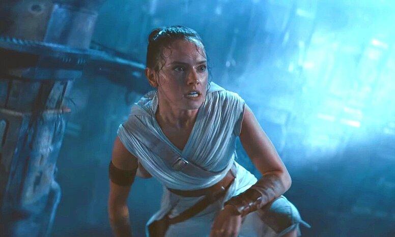 Осторожно, спойлеры: кадры финала 9 эпизода «Звездных войн» утекли в сеть
