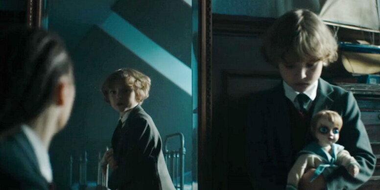 Бойся своих желаний: Трейлер фильма ужасов «Пиковая дама. Зазеркалье»