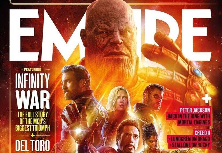 топ 20 лучших фильмов 2018 года по версии Empire
