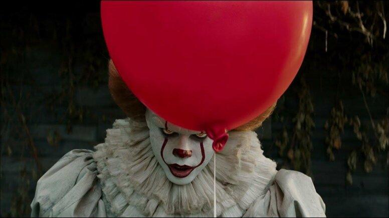 Актёров из«Оно2» начали преследовать красные воздушные шары
