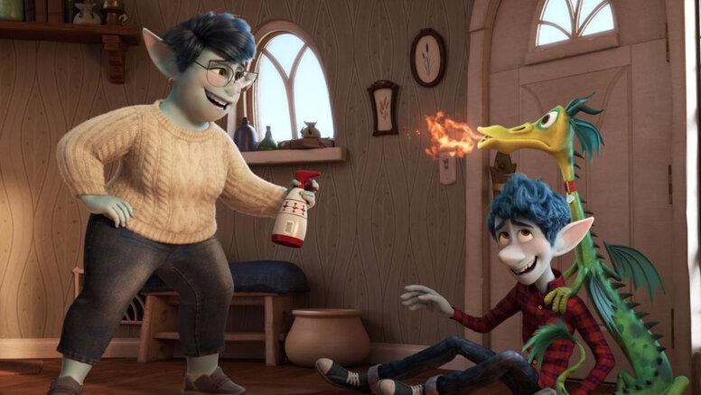 В поисках магии: Первый трейлер мультфильма «Вперёд»