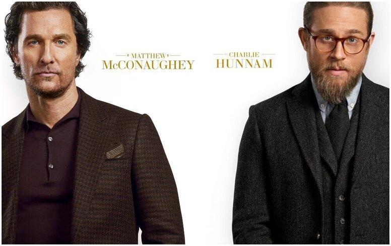 Знакомимся, «Джентльмены»: персонажные постеры новой криминальной комедии Гая Ричи