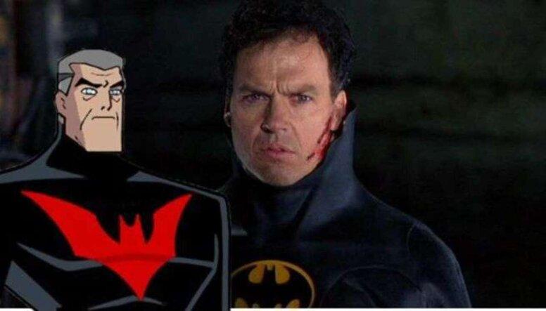 Слухи: Майкл Китон может вернуться к роли постаревшего Бэтмена в фильме по мультсериалу «Бэтмен будущего»