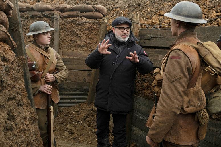 «У нас нет черного и белого»: создатели «1917» рассказывают, как снять антивоенное кино о войне