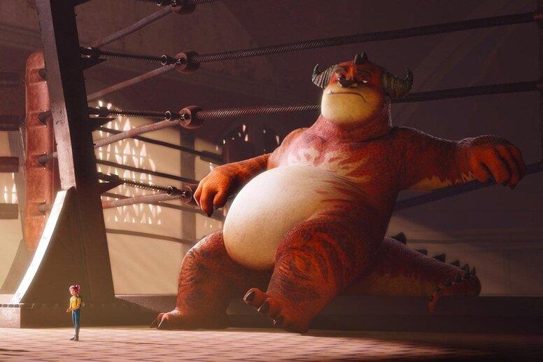 Чудовищный рестлинг: представлен трейлер мультфильма «Лига монстров»