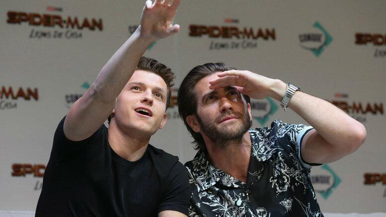 Том Холланд и Джейк Джилленхол назвали любимый фильм Marvel