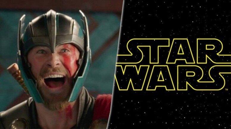 Крис Хемсворт выразил желание сняться в «Звездных войнах»