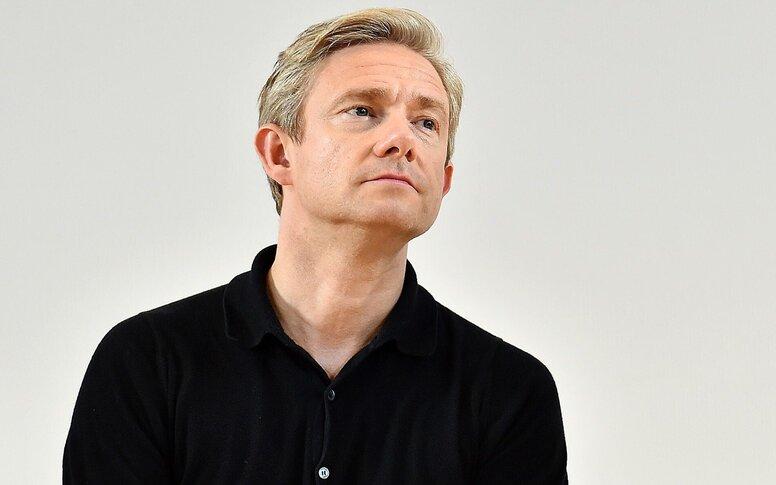 Мартин Фриман сыграет полицейского в «безумно забавном, но трагичном» сериале BBC
