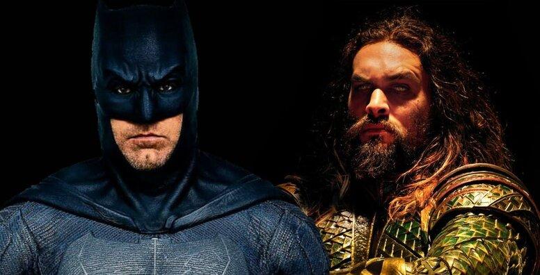 Бракованный Бэтмен: Джейсон Момоа сыграл Аквамена, потому что не подошел на роль Бэтмена