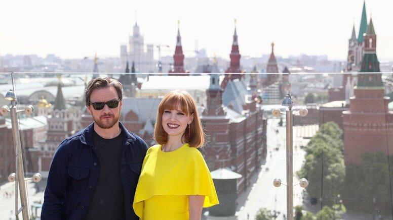 Звёзды «Людей Икс» рассказали овпечатлениях отМосквы