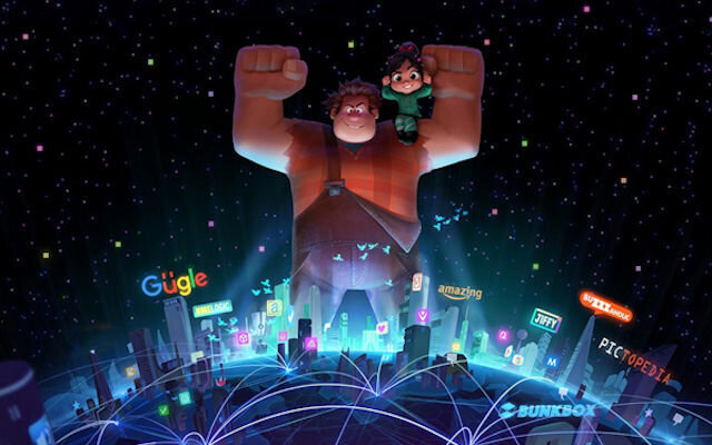 «Ральф против интернета» установил рекорд по числу звезд, участвовавших в дубляже