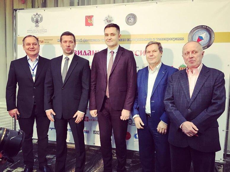 Интервью с организаторами фестиваля «Свидание с Россией. Свидание с Москвой»