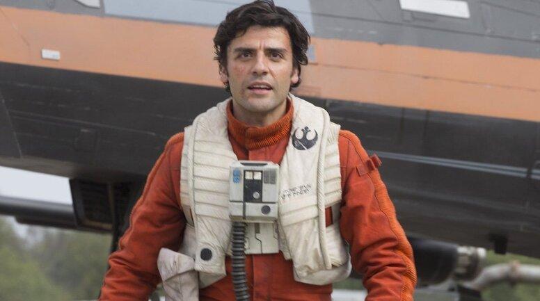 Оскар Айзек уже успел проспойлерить концовку 9 эпизода «Звездных войн» своей семье