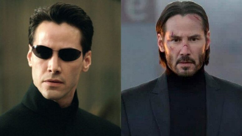 Киану против Киану: «Джон Уик 4» и «Матрица 4» одновременно появятся в кинотеатрах