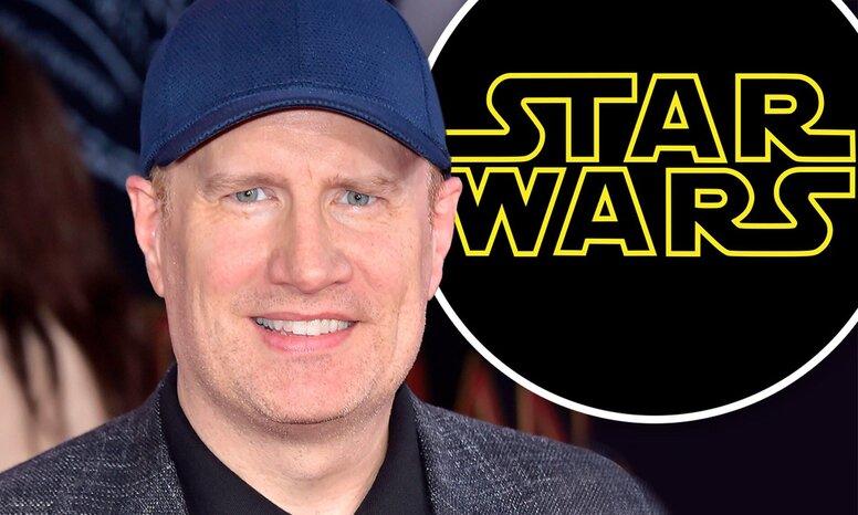 Глава Marvel Кевин Файги работает над новым фильмом по «Звездным войнам»