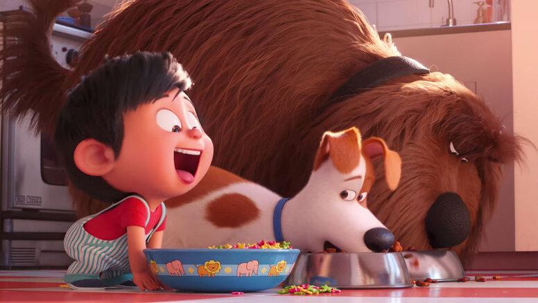 Они готовы ради нас на всё: Новый трейлер мультфильма «Тайная жизнь домашних животных 2»