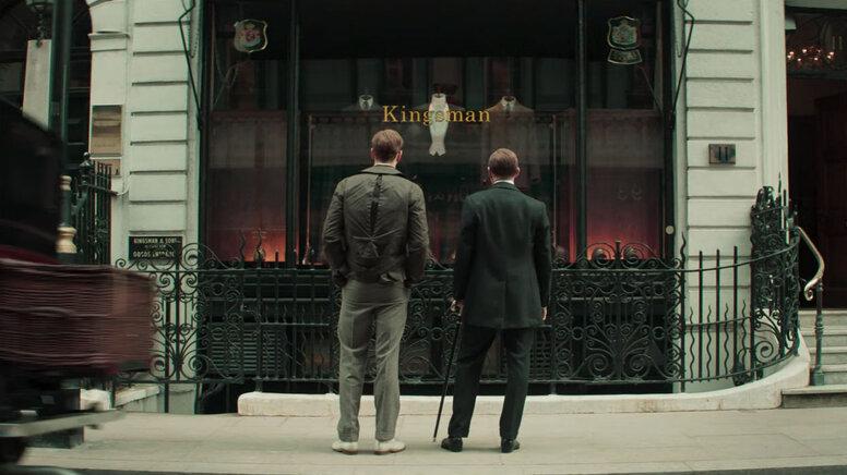 На страже порядка: Первый трейлер фильма «King's man: Начало»