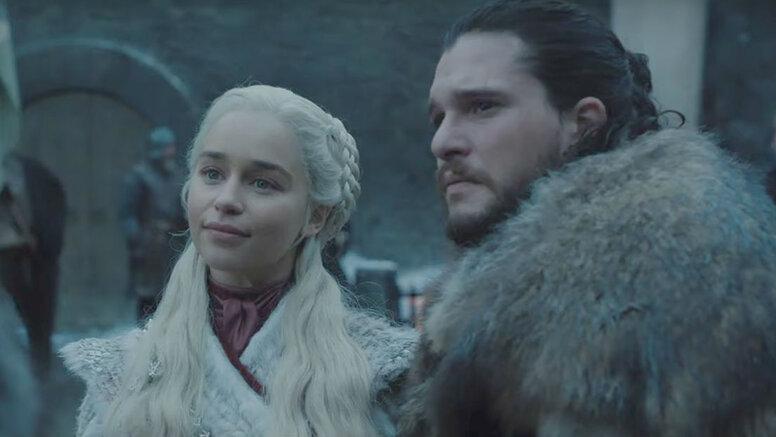 «Игра престолов»: Новые кадры восьмого сезона