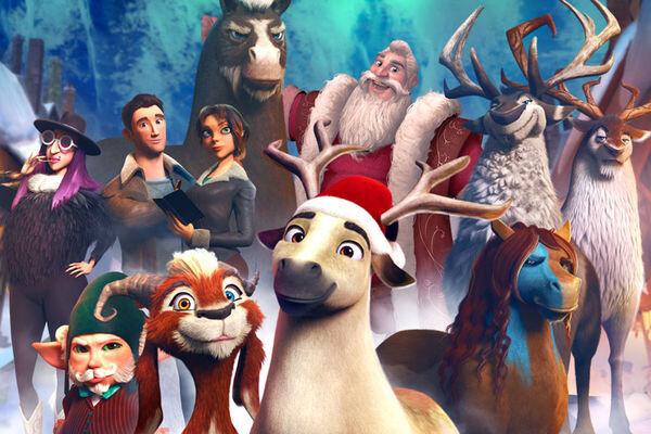 Киноафиша проведет показ трогательной семейной анимации«Эллиот» в Санкт-Петербурге