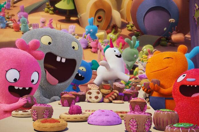 Страшно прекрасные: Трейлер мультфильма «UglyDolls. Куклы с характером»