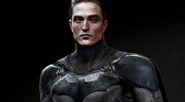 В сеть попал кадр из нового «Бэтмена» с жертвой злодея Загадочника
