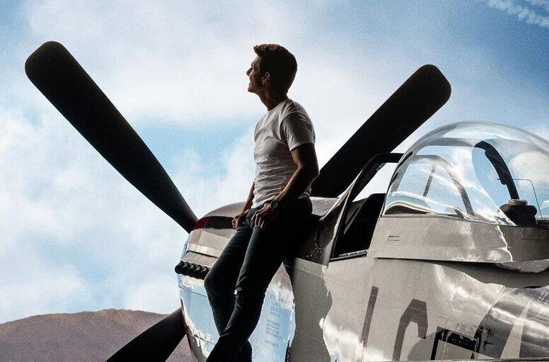 Тряхнул стариной: Том Круз в новом трейлере «Топ Ган: Мэверик»