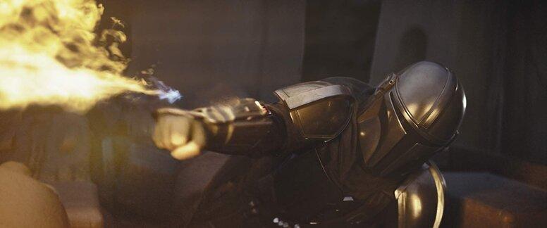 Сломали три меча и сами себя побили: как проходили съемки второго сезона «Мандалорца»
