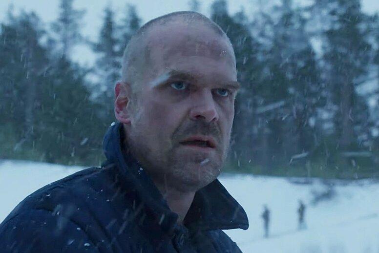 «Красная армия всех сильней»: шериф вернулся в тизере 4 сезона «Очень странных дел»