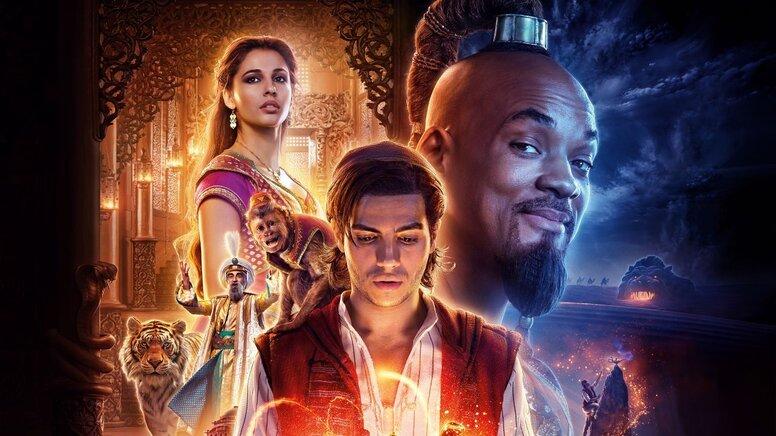 Disney готовит сиквел «Аладдина» с Уиллом Смитом и Наоми Скотт