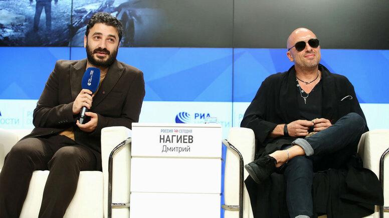 Сарик Андреасян приступил ксъёмкам драмы «Родина» с Дмитрием Нагиевым