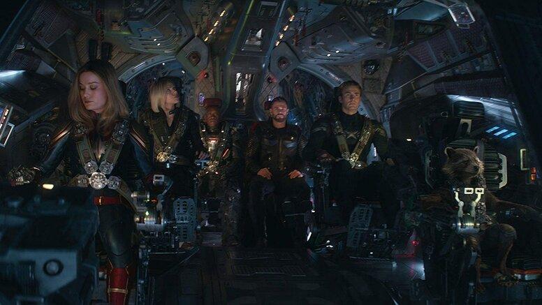 «Мстители: Финал» - оценка редакции Киноафиши