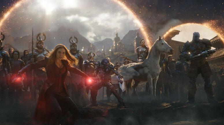 Фильм «Мстители: Финал» снова покажут вРоссии