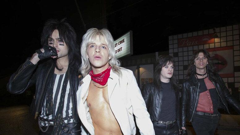 Netflix представил трейлер фильма «Грязь» о группе Mötley Crüe