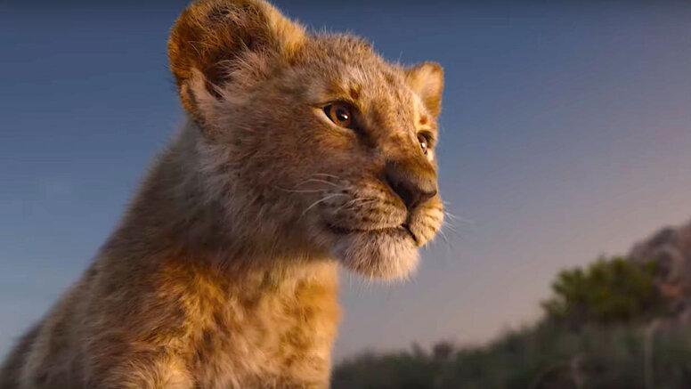 Планета зверей: Персонажные постеры «Короля Льва»