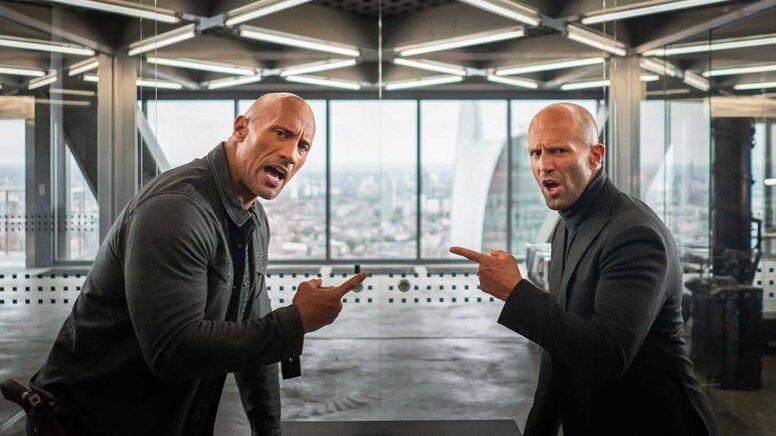 Бокс-офис со2по4 августа: спин-офф «Форсажа» выбивается в лидеры