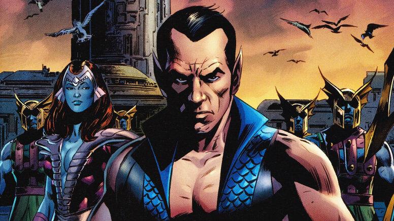 Слух: Нэмор станет главным злодеем в «Чёрной пантере 2»